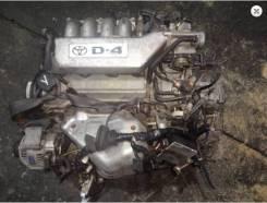 Двигатель в сборе. Toyota Carina Toyota Corona, ST210 Двигатель 3SFSE