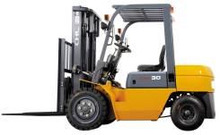 Heli CPCD30. Новый дизельный вилочный погрузчик CHL г/п 3000 кг