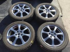 205/55 R17 Bridgestone Blizzak Revo2 литые диски 5х114.3 (K12-1701)