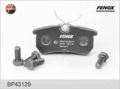 Колодки дисковые задние!\ Ford Focus 1.4i-2.0i/1.8TD 98> BP43129 Fenox BP43129
