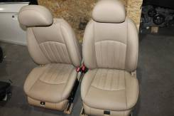 Салон кожа 204а Mercedes-Benz w219 CLS-class