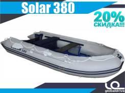 Solar. Год: 2018 год, длина 3,80м., двигатель подвесной