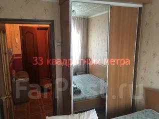 2-комнатная, улица Карбышева 42. БАМ, агентство, 56 кв.м.