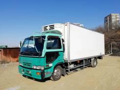 Nissan Diesel UD. Рефрижератор (+5: -30), 6 900 куб. см., 5 000 кг.