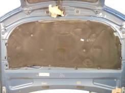 Обшивка капота. Audi A4, B6