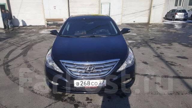 Hyundai Sonata. автомат, передний, 2.0 (150 л.с.), бензин, 104 000 тыс. км