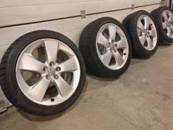 Зима- колеса Prius 30. 7.0x17 5x100.00 ET50 ЦО 54,0мм.