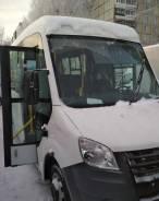 ГАЗ. Пассажирский автобус газ-А64R45-50, Бензин/газ, 20 мест