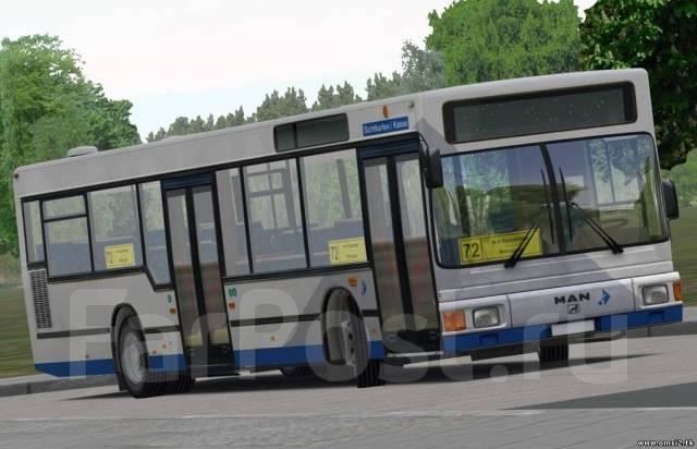 MAN. Продается автобус NL202, 11 334 куб. см., 32 места
