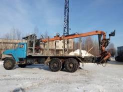 Урал. Продается сортиментовоз с ГМП-СФ 65С в ХТС