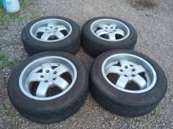 Продам колеса 225/55R17 8,5JJ et40 114,3х5 ЦО72. 8.5x17 5x114.30 ET40 ЦО 72,0мм.