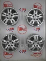 Hyundai. 6.5x16, 5x114.30, ET41, ЦО 67,1мм.