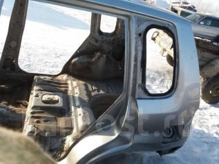 Крыло. Mazda Demio, DW3W