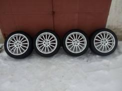 Комплект колес R18. 7.5x18 5x100.00 ET35