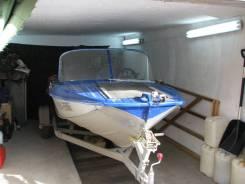 Казанка-5М4. Год: 2006 год, длина 5,00м., двигатель подвесной, 60,00л.с., бензин