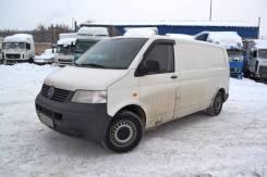 Volkswagen Transporter. Фургон цельнометаллический . Год выпуска 2007, 1 896 куб. см., 610 000 кг.