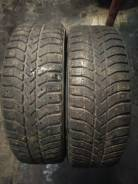 Bridgestone Ice Cruiser 5000. Зимние, шипованные, износ: 60%, 2 шт