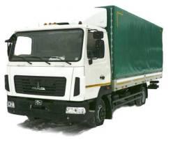МАЗ 4371P2-432. МАЗ 4371Р2-432-000, 3 500 куб. см., 4 350 кг.