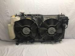 Радиатор охлаждения двигателя. Subaru Legacy, BLE, BPE