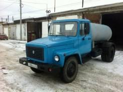 ГАЗ 3307. Ассенизатор газ 3307, 3,75куб. м.