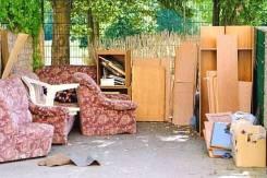 Вывоз мебели на свалку, очистка квартир