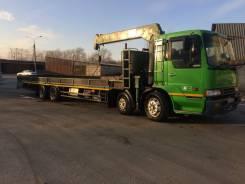 Услуги низко-рамного трала-манипулятора 16 тонн