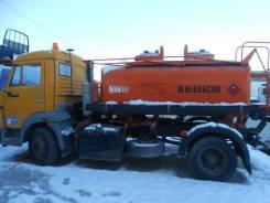 Камаз 4308. Продается бензовоз КамАЗ 4308, 3 500 куб. см., 5,00куб. м.