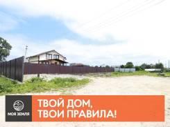 Отличный участок для строительства дома в Прохладном. 1 329кв.м., собственность, электричество, вода, от агентства недвижимости (посредник). Фото уч...