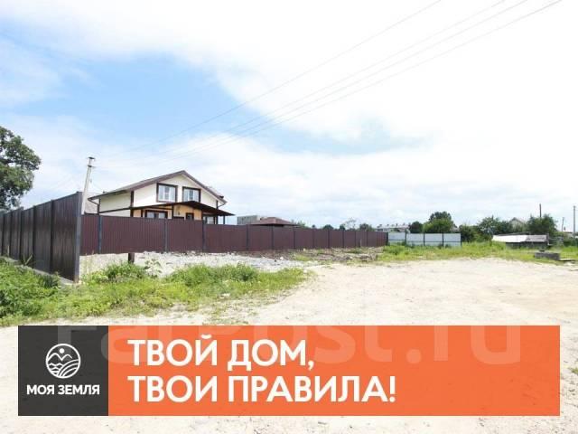 Отличный участок для строительства дома в Прохладном. 1 329 кв.м., собственность, электричество, вода, от агентства недвижимости (посредник). Фото уч...