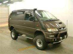 Mitsubishi Space Gear. автомат, 4wd, 2.8, дизель, 197 000тыс. км, б/п, нет птс. Под заказ