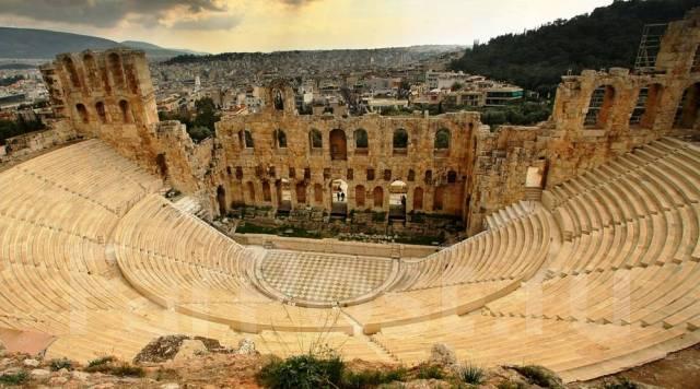 Греция. Салоники. Экскурсионный тур. Античная Греция!