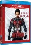 Человек-муравей (3D Blu-Ray + Blu-Ray 2D)