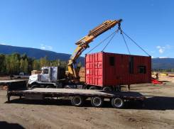 Micromill, 2017. Мобильный лесоперерабатывающий комплекс Micromill (Канада). Под заказ