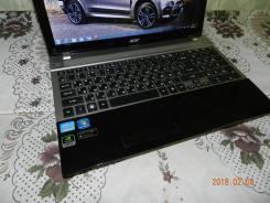 Acer Aspire V3-571G. 2 400,0ГГц, ОЗУ 4096 Мб, диск 500 Гб, WiFi, Bluetooth, аккумулятор на 1 ч. Под заказ