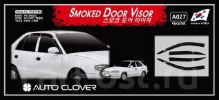 Ветровик на дверь. Hyundai Accent