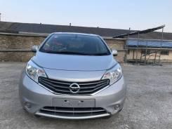 Nissan Note. вариатор, передний, 1.2 (79 л.с.), бензин, 30 000 тыс. км, б/п