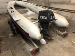 Skyboat 360RC. Год: 2006 год, длина 360,00м., двигатель подвесной, 23,00л.с., бензин
