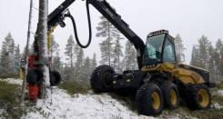 Eco Log. Харвестеры (Швеция). Под заказ