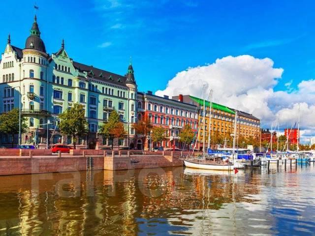 Норвегия. Хельсинки. Экскурсионный тур. 3 столицы + фьорды