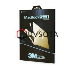 """Защитная Плёнка Mocoll """"Daimond"""" для MacBook Pro Retina 13"""". Установка!"""