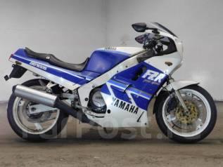 Yamaha FZR 1000. 1 000 куб. см., исправен, птс, без пробега