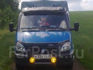 ГАЗ ГАЗель. Продается газель бортовая, 2 800 куб. см., 2 000 кг.