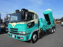 Mitsubishi Fuso Super Great. Mitsubishi Super Great илосос, 21 200 куб. см. Под заказ