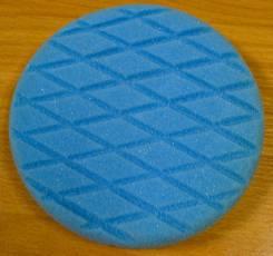 """Полировальный круг PPI синий, с теплоотводом, жесткий T60, D150мм (6""""), толщина 30мм"""