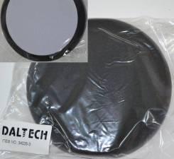 """Полировальный круг PPI черный, плоский, мягкий T20, D150мм (6""""), толщина 30мм"""