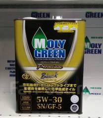 MolyGreen. Вязкость 5w30, синтетическое