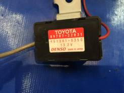 Реле антенны. Toyota Chaser, GX100, GX105, JZX100, JZX101, JZX105, LX100 Двигатели: 1GFE, 1JZGE, 1JZGTE, 2JZGE, 2LTE