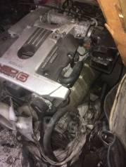 Двигатель в сборе. Nissan Stagea, NM35, HM35, WHC34, WGC34, WGNC34, M35 Nissan Laurel, GNC35, GCC35, GC35, GNC34, GCC34, GC34 Nissan Skyline, NV35, EN...