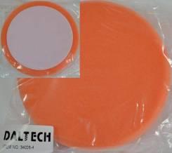 """Полировальный круг PPI оранжевый, плоский, средней жесткости T40, D150мм (6""""), толщина 30мм"""