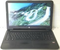 HP 15. 2,0ГГц, ОЗУ 4096 Мб, диск 500 Гб, WiFi, Bluetooth, аккумулятор на 3 ч.